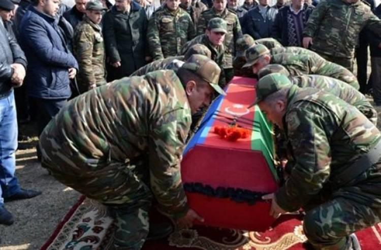 Ադրբեջանական բանակի կորուստները