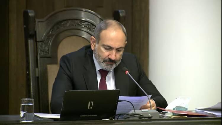 Կառավարության նիստ (Ուղիղ)