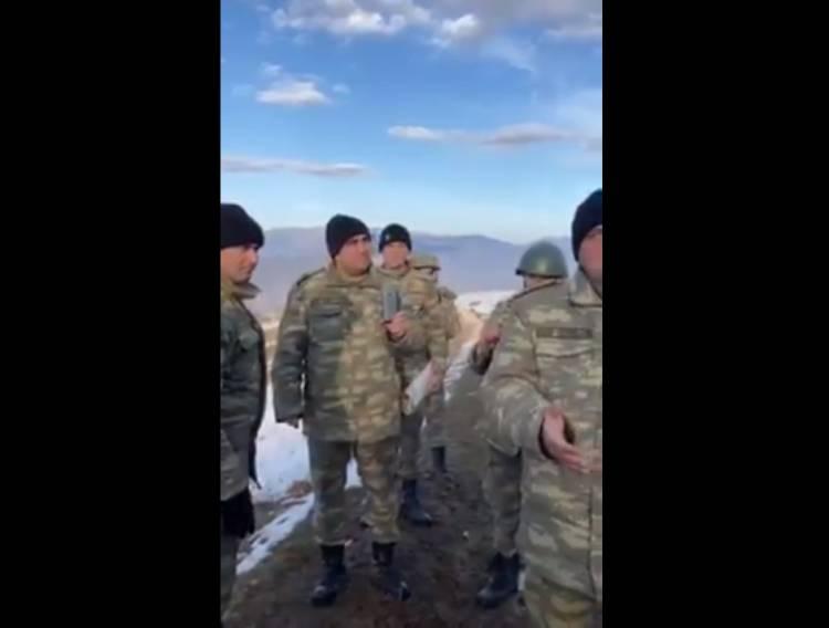 Արավուսցիները բանակցում են ադրբեջանցիների հետ